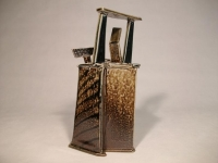 31cm(h) X 15cm X 18cm  sold/vendue